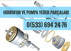 Hidrofor ve Pompa Yedek Parça Ankara
