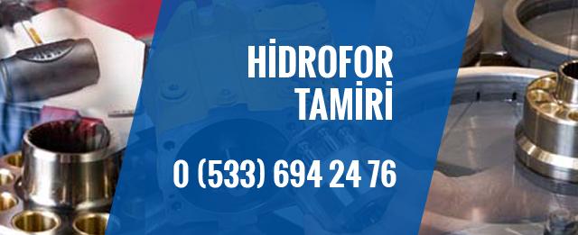 Hidrofor ve Pompa Servisi Ankara