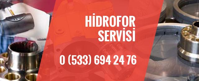 hidrofor servisi ve tamiri