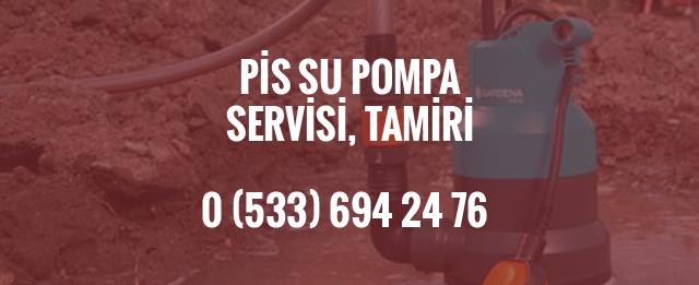 Pis Su Pompa Servisi Ankara